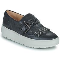 Παπούτσια Γυναίκα Χαμηλά Sneakers Geox KAULA Black