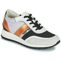 Παπούτσια Γυναίκα Χαμηλά Sneakers Geox TABELYA Άσπρο