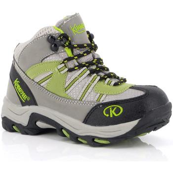 Παπούτσια Παιδί Πεζοπορίας Kimberfeel CAUCASE Vert