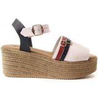 Παπούτσια Γυναίκα Σανδάλια / Πέδιλα Purapiel 70213 WHITE