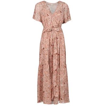 Υφασμάτινα Γυναίκα Μακριά Φορέματα Betty London OTSANA Ροζ