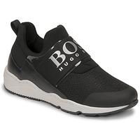 Παπούτσια Αγόρι Χαμηλά Sneakers BOSS FETINA Black