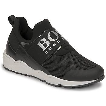 Xαμηλά Sneakers BOSS FETINA ΣΤΕΛΕΧΟΣ: Ύφασμα & ΕΠΕΝΔΥΣΗ: Ύφασμα & ΕΣ. ΣΟΛΑ: Συνθετικό & ΕΞ. ΣΟΛΑ: Συνθετικό