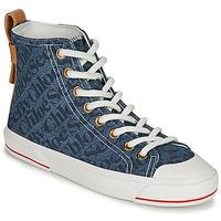 Παπούτσια Γυναίκα Ψηλά Sneakers See by Chloé ARYANA Μπλέ