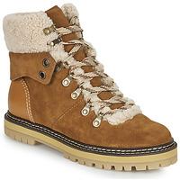 Παπούτσια Γυναίκα Snow boots See by Chloé EILEEN Camel