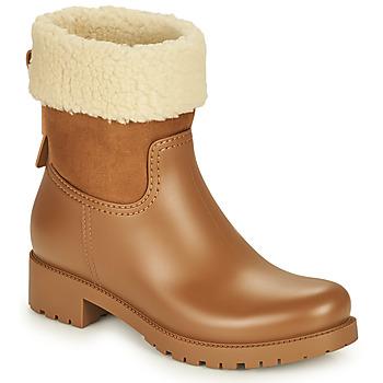 Παπούτσια Γυναίκα Μπότες See by Chloé JANNET Camel
