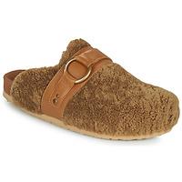Παπούτσια Γυναίκα Τσόκαρα See by Chloé GEMA Camel