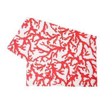 Σπίτι Τραπεζομάντιλο Côté Table ESTRAN Red