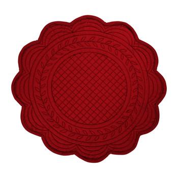 Σπίτι Σετ τραπεζιού Côté Table BOUTIS Red