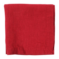Σπίτι Χαρτοπετσέτα Côté Table BASIC Red