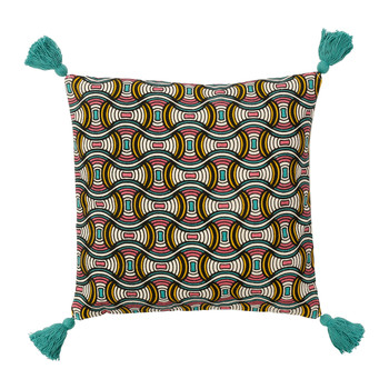 Σπίτι Μαξιλαροθήκες Sema AFRIC-VIB Μπλέ