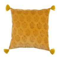Σπίτι Μαξιλαροθήκες Sema BAYLEEN Yellow / Moutarde