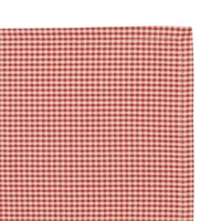 Σπίτι Χαρτοπετσέτα Comptoir de famille CAMPAGNE Red