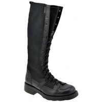 Παπούτσια Γυναίκα Μποτίνια OXS  Black
