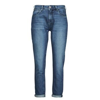 Tζιν σε ίσια γραμή Pepe jeans VIOLET Σύνθεση: Βαμβάκι