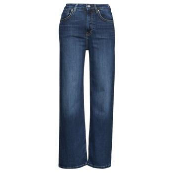 Υφασμάτινα Γυναίκα Τζιν καμπάνα Pepe jeans LEXA SKY HIGH Μπλέ