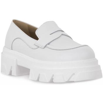 Παπούτσια Γυναίκα Μοκασσίνια Priv Lab VITELLO BIANCO Bianco