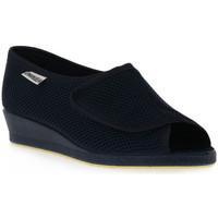 Παπούτσια Γυναίκα Derby Emanuela 342 BLU Blu