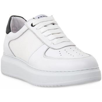Παπούτσια Άνδρας Χαμηλά Sneakers Exton BIANCO NAPPA Bianco