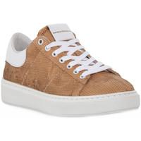Παπούτσια Γυναίκα Χαμηλά Sneakers Marco Ferretti CROISSANT LUXURY Marrone