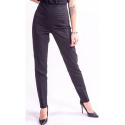Υφασμάτινα Γυναίκα Παντελόνια Chino/Carrot Emme Marella GIOIA Αχρωμος