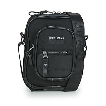 Τσάντες Άνδρας Pouch / Clutch Pepe jeans ANDY Black