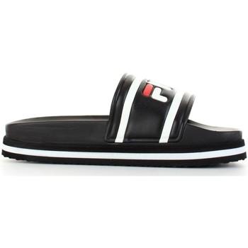 Παπούτσια Γυναίκα σαγιονάρες Fila 1010639 Nero
