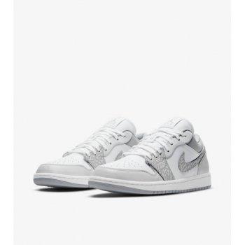 Παπούτσια Χαμηλά Sneakers Nike Air Jordan 1 Low Berlin Grey Elephant White/Neutral Grey-Sail-Smoke Grey