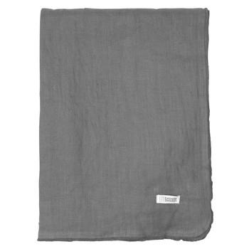 Σπίτι Τραπεζομάντιλο Broste Copenhagen GRACIE Grey / Shaded