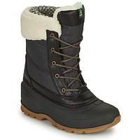 Παπούτσια Γυναίκα Snow boots KAMIK SNOWPEARL Black