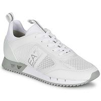 Παπούτσια Χαμηλά Sneakers Emporio Armani EA7 BLACK&WHITE LACES Άσπρο