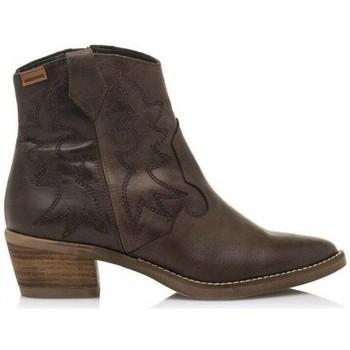 Παπούτσια Γυναίκα Μποτίνια MTNG Cleo 58963 Brown