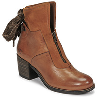 Παπούτσια Γυναίκα Μποτίνια Casta PONTA Cognac