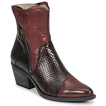 Παπούτσια Γυναίκα Μποτίνια Casta DOST Bordeaux