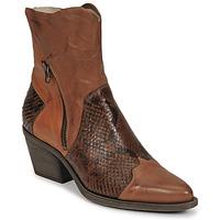 Παπούτσια Γυναίκα Μποτίνια Casta DOST Cognac