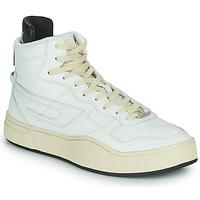 Παπούτσια Άνδρας Ψηλά Sneakers Diesel S-UKIYO MID Άσπρο