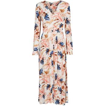 Υφασμάτινα Γυναίκα Μακριά Φορέματα Rip Curl MAXI DRESS DRIFTER Multicolour