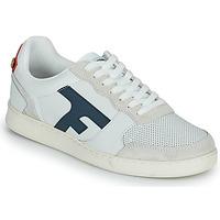 Παπούτσια Άνδρας Χαμηλά Sneakers Faguo HAZEL Beige / Μπλέ