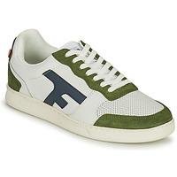 Παπούτσια Άνδρας Χαμηλά Sneakers Faguo HAZEL Άσπρο / Kaki