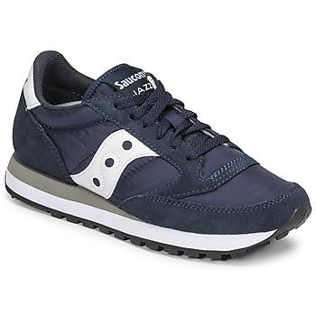 Παπούτσια Χαμηλά Sneakers Saucony JAZZ ORIGINAL Marine / Άσπρο