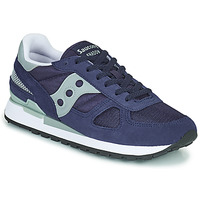 Παπούτσια Άνδρας Χαμηλά Sneakers Saucony SHADOW ORIGINAL Marine / Grey