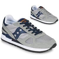 Παπούτσια Άνδρας Χαμηλά Sneakers Saucony SHADOW ORIGINAL Grey / Marine
