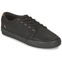 Παπούτσια Άνδρας Χαμηλά Sneakers Globe GS Black