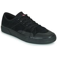 Παπούτσια Άνδρας Χαμηλά Sneakers Globe SURPLUS Black