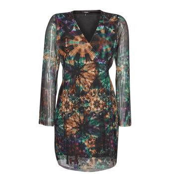 Υφασμάτινα Γυναίκα Κοντά Φορέματα Desigual BAKER STREET Multicolour