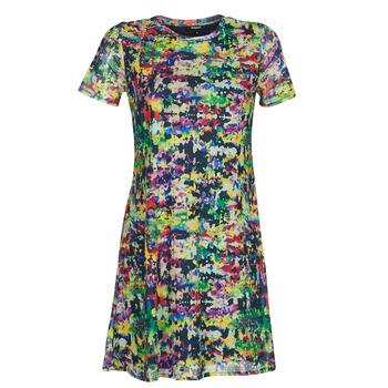 Υφασμάτινα Γυναίκα Κοντά Φορέματα Desigual ANN Multicolour