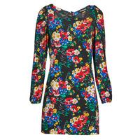 Υφασμάτινα Γυναίκα Κοντά Φορέματα Desigual NILO Multicolour
