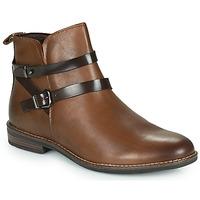 Παπούτσια Γυναίκα Μπότες Marco Tozzi KARIMA Brown