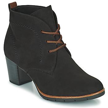 Παπούτσια Γυναίκα Μποτίνια Marco Tozzi PELINDA Black