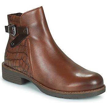 Παπούτσια Γυναίκα Μπότες Marco Tozzi DEMINA Brown